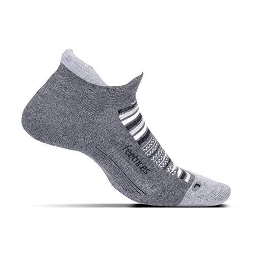 Feeturesフィーチャーズ スポーツソックス ELITE NO SHOW TAB MAX CUSHION 15NightSky L(26.5cm-29.0cm)