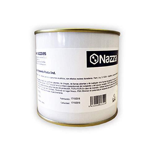 Pigmentos para Resinas Epoxi 100% Sólidos | Aporta bonitos colores a tus trabajos con Resinas Epoxídicas | Colorantes exentos de disolvente y de excelente compatibilidad | Color Blanco | 500 ml