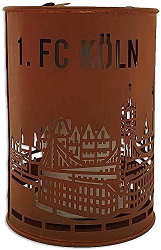 1. FC Köln Solar Fackelleuchte Skyline, 4080436