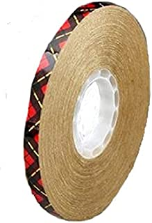 3M ATG Adhesive Transfer Tape 924 Clear, 0.25 in x 36 yd 2.0 mil (Pack of 1)