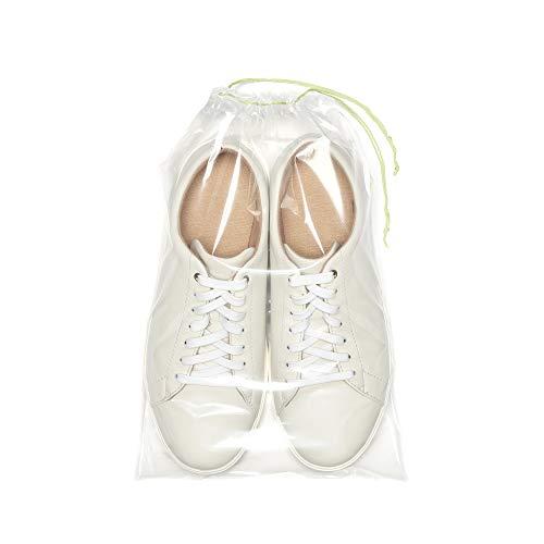 Clear Shoe Bags - 3pk