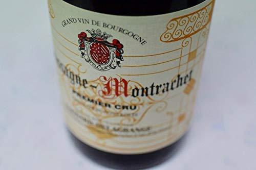 赤ワイン ドメーヌ・ガニャール・ドラグランジェ/シャサーニュ・モンラッシェ・プルミエ・クリュ [2016]