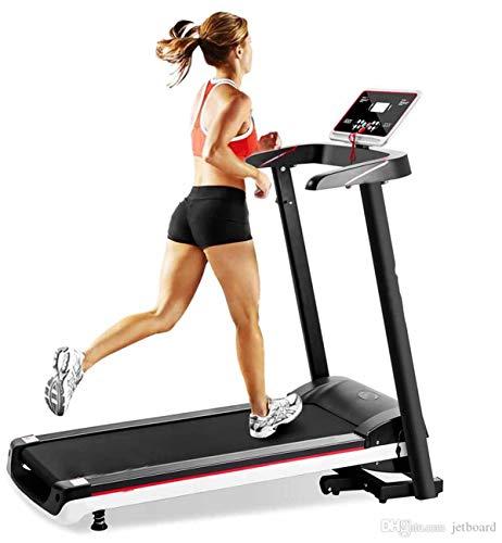Fujiantty Laufband für Zuhause Klappbar 150kg Faltbare Mode Faltbare elektrische Laufbänder Gym Motorisierte Power Running Maschine
