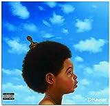 liujiu Drake 2017 Rap Hip Hop Music Album Rapper Singer Star Canvas Wall Art Poster e impresiones para la decoración de la pared del hogar Regalo -20x20 pulgadas Sin marco 1 pieza