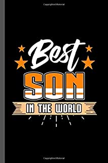 Best Son In the World: Family Love Bloodline Household Clan Relationship Birth Best Son In The World Gift (6