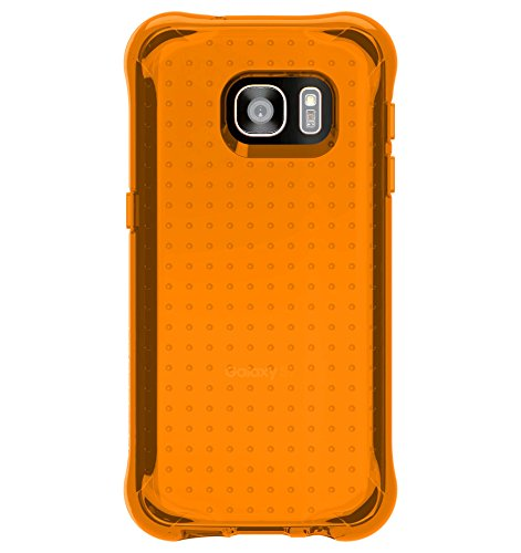 Galaxy S7 Edge Case, Ballistic [Jewel Neon] Six-Sided Drop Protection [Neon Orange] 6ft Drop Test Certified Case Reinforced Corner Protective Cover for Samsung Galaxy S7 Edge - (JW4100-B34N)