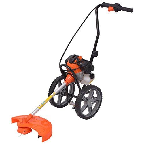 vidaXL Débroussailleuse 52 cc 1,9 kW Orange et noir