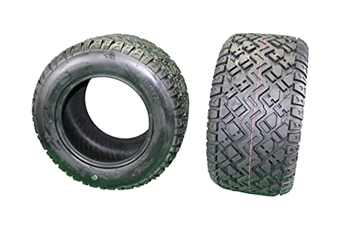 (Set of 2)24x12.00-12 ATW-040 Commercial Zero Turn Lawn Mower Tire