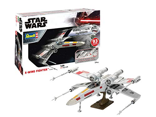 Revell 06890 Easy-Click STAR WARS X-Wing Fighter (1:29 Scale)