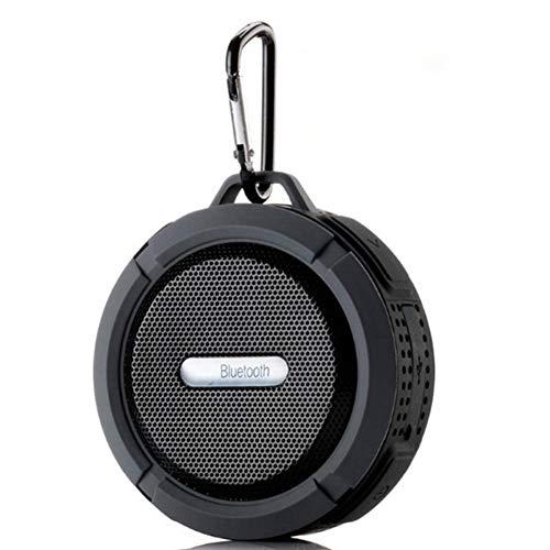 Waterdicht Bluetooth Speaker, Draagbare, Draadloze Mini Douche Reis Speaker Met Subwoofer, Zuignap & Hook Stereo Music Player, Ondersteund Sport, Wandeltocht Maken, Kamperen