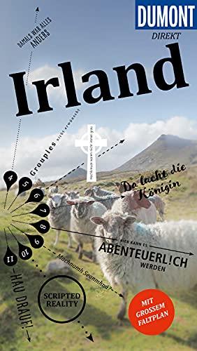 DuMont direkt Reiseführer Irland: Mit großem Faltplan (DuMont Direkt E-Book)
