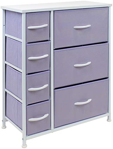 Sorbus Dresser with 7 Drawers - ...
