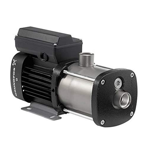 Grundfos Wasserpumpe CM36SP 0,67 kW, 1 bis 5,5 m³/h, einphasig, 220 V