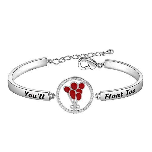 TGBJE Gift IT You Will Float Too Bracelet Horror...