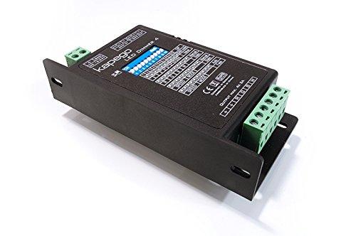 KapegoLED Controller, Dimmer 4, spannungskonstant, dimmbar, DMX512, 12-24 V, DC, 288 W 843337
