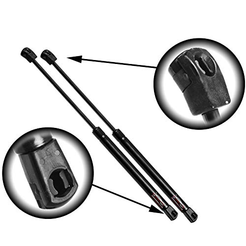 Qty (2) StrongArm 6656 Fits Sequoia 2009 To 2018 Liftgate Lift Supports With Power Gate
