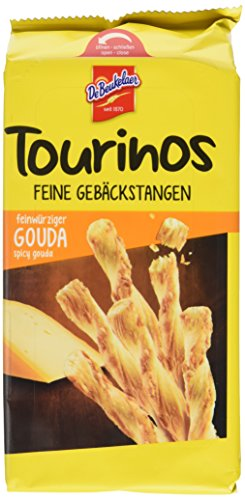 DeB Snacks Tourinos Käse 8x125g