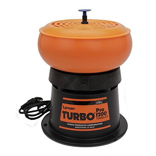 Hülsenpoliergerät Turbo Tumbler 1200 Turbo