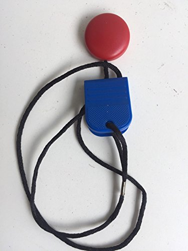 Sole Spirit Fitness Treadmill Round Magnetic XT ET Series Safety Key 022497