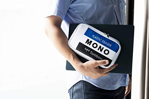 これは欲しい!あのMONO消しゴムがそのまま巨大化したガジェットポーチ付きムックが現在予約受付中!