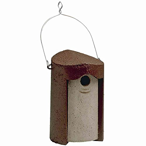Schwegler nestholte voor kleine vogels, invlieggat om op te hangen, 32 mm