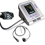 Fully Automatic Upper Arm Blood Pressure Monitor 3 Mode Electronic Sphygmomanometer Neonatal/Infant use SPO2 Sensor …
