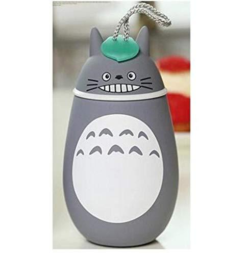 Taza Creativa Copa De Vino Taza De Caféanime De Dibujos Animados Mi Vecino Totoro Taza Aislada Lindo Totoro Estereoscópico Taza De Acero Inoxidable Botella De Estudiantes Regalo Para Niños, Ver Tabla