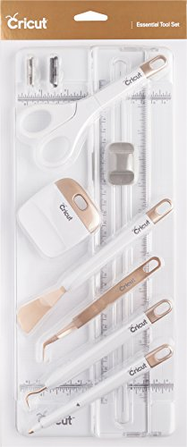 Cricut Tools & Trimmer Set, Gold