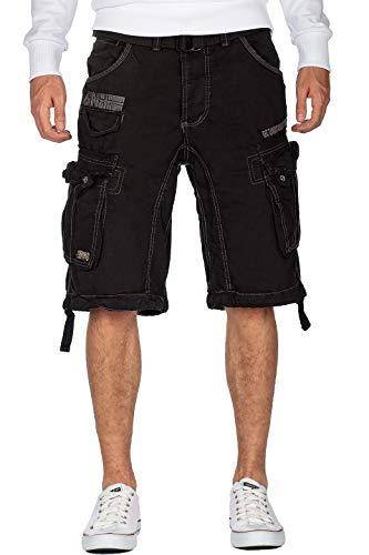 Geographical Norway Herren Shorts Men New BS2 Black XL