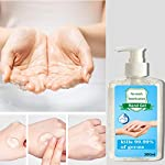 300ML Wash-Free Refreshing Hand Sanitizer Gel, Multipurpose Hand Soap Gel to 24-Hour Protection for Adults & Kids Kills 99.99% of Germs, Soft and Non-irritating 11 <p>❤️ PROTECT AGAINST BACTERIA: The hand cleaner is an Non-irritating Refreshing Hand Gel Hand Sanitizer that kills dirty stuff on contact! This clearner formula stops the spread of dirty stuff to keep your family safe. Safe for babies. ❤️ MOISTURIZING HAND CLEANER: Soft and non-irritating, does not harm the skin, has a water retention and hydration function ❤️ FOR THE FAMILY: Pass on the Dial heritage to the hands you care about most. Formulated to be gentle on skin, even on the smallest hands. ❤️ KILLS 99% OF DIRTY STUFF: Kills 99.99% of Bacteria* (*Bacteria encountered in household settings).This hand sanitizer is the perfect solution for hand hygiene at home, the office, medical facilities or while you travel. It stops the transition of dirty stuff and cleanses your skin. ❤️❤️ We truly want you to be happy with our items and our professional customer service will do whatever it takes to ensure your satisfaction. If you are not fully happy with the Sunshinehomely products, please feel free to contact us, Our customer representatives will respond you within 24 hours.</p>