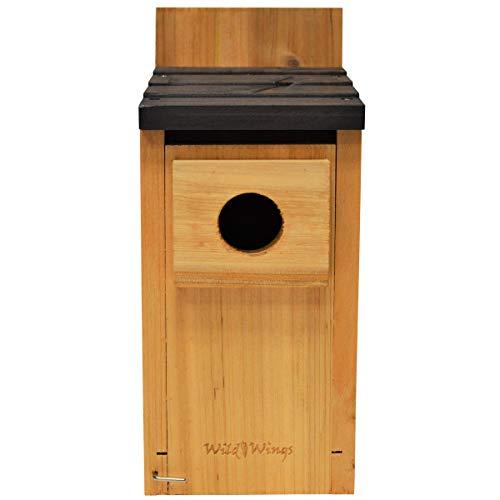 Wild Wings WWCH3 Cedar Blue Bird Box House
