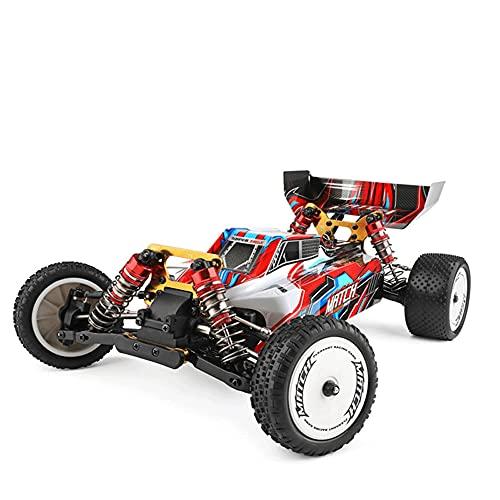 CYLYFFSFC 1:10 Control Remoto eléctrico tracción en Las Cuatro Ruedas vehículo Todoterreno chasis de aleación PA + componentes electrónicos + Coche de Deriva de aleación Juguetes Modelo para niños