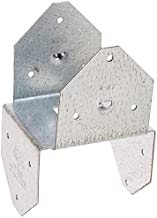 Simpson Strong Tie Simpson Strong-Tie BCS2-2/4Z Z-Max Double Post Cap/Base by Simpson Strong-Tie
