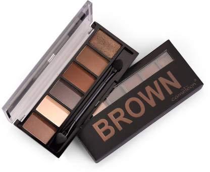 CL2 Cameleon 6 color Eyeshadow Palette 7g (brown)