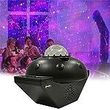 HTDHS Lámpara Proyector Estrellas, Proyector De Luz Estelar con...