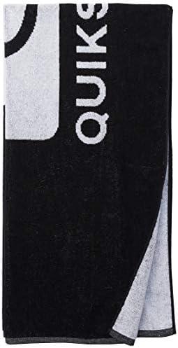 Quiksilver Men s Salty Trims Towel black 1SZ product image