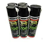 Noxudol Rust Protection Cavity Wax 5 Pack with Free 24' Wand