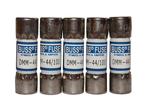 DMM-44/100 Multi-Meter Fuse 440mA 1000V 943121 (5 Pack) QSU
