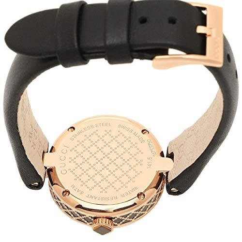 [グッチ]腕時計レディースGUCCIYA141501ブラックローズゴールド[並行輸入品]