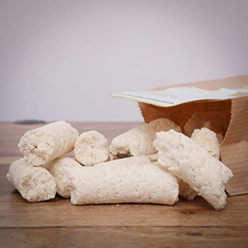 Hitzegrad® Premium Kokosleckerlies, 250 g - feine Leckerlies für den Hund