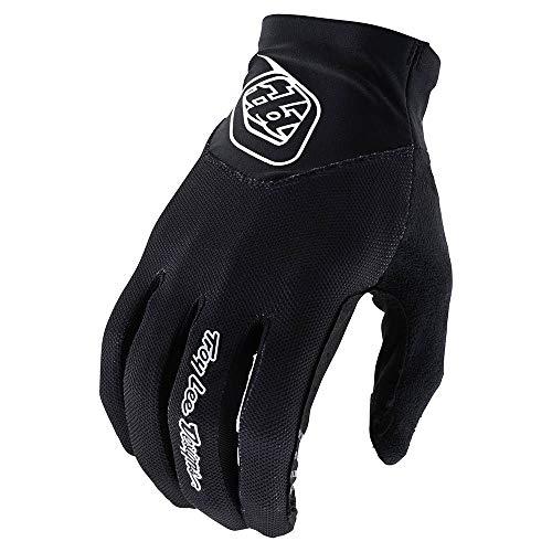 Troy Lee Designs Mens | Trail | XC | Mountain Bike | Ace 2.0 Glove (Black, XL)