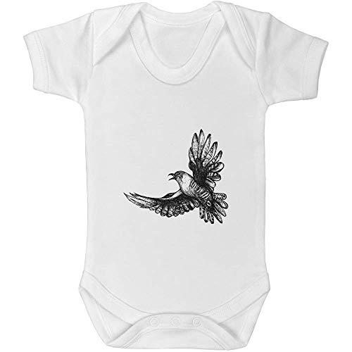 Azeeda 'Oiseau Coucou' Body bébé Unisexe (GR00018361)