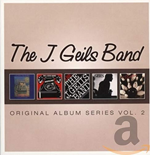 Original Album Series 2 (Best Of The J Geils Band)