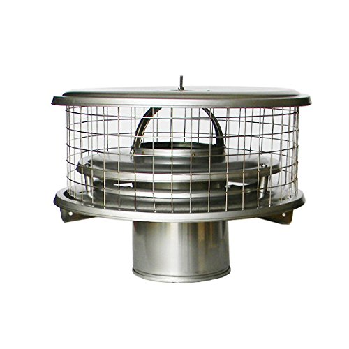 best chimney cap for fireplace insert