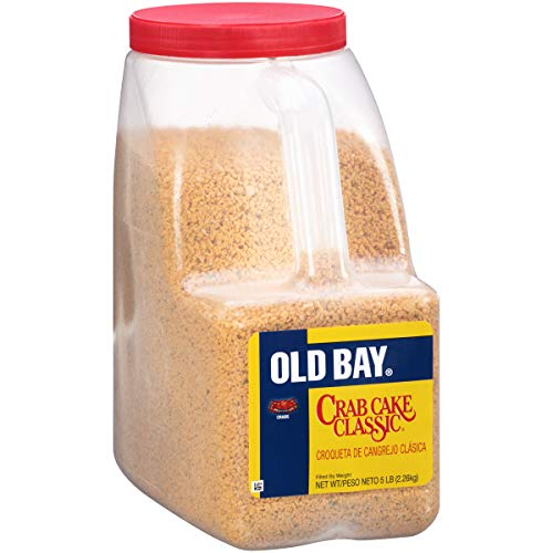 OLD BAY Crab Cake Classic Seasoning Mix, 5 lbs