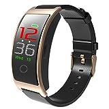 Smart Watch,Fitness-Tracker-Farbbildschirm Mit Wasserdichtem AktivitäTs-Tracker Mit...