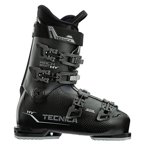Tecnica Mach Sport 70 HV Ski Boots 2021-25.5/Black