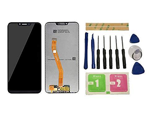 "Flügel para Huawei Honor Play 6.3"" Pantalla LCD Pantalla Negro Táctil digitalizador Asamblea Pantalla (sin Marco) de Recambio & Herramientas"