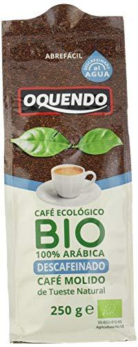 OQUENDO - Café Bio molido Descafeinado (Ecológico) - 4 de