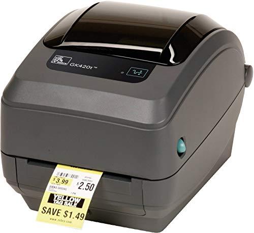 Zebra Gk42–102520–000TT imprimante GK420t, 203dpi (Reconditionné)